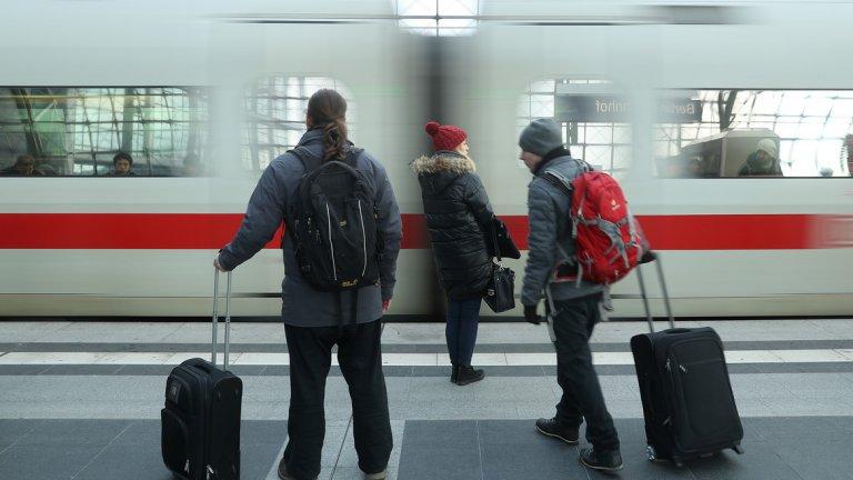 Намаленията важат за пътувания на дълги разстояния