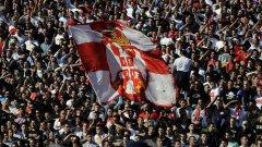 Дербито на Сърбия между Цървена Звезда и Партизан е младо, опасно и специално