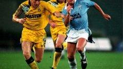 Пол Гаскойн, от Тотнъм в Лацио Един от най-талантливите английски футбости през последните три десетилетия. Газа премина в Лацио през 1992-а, но не успя да се приспособи към условията в Италия.