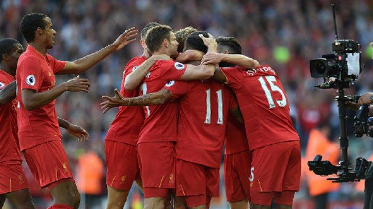 4:1 за Ливърпул