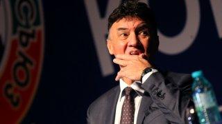 Боби след преизбирането си: Промяна ще има. И в УЕФА и ФИФА няма по-прозрачен Конгрес