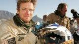 Мотопътешествие за телевизионна поредица променя живота на актьора