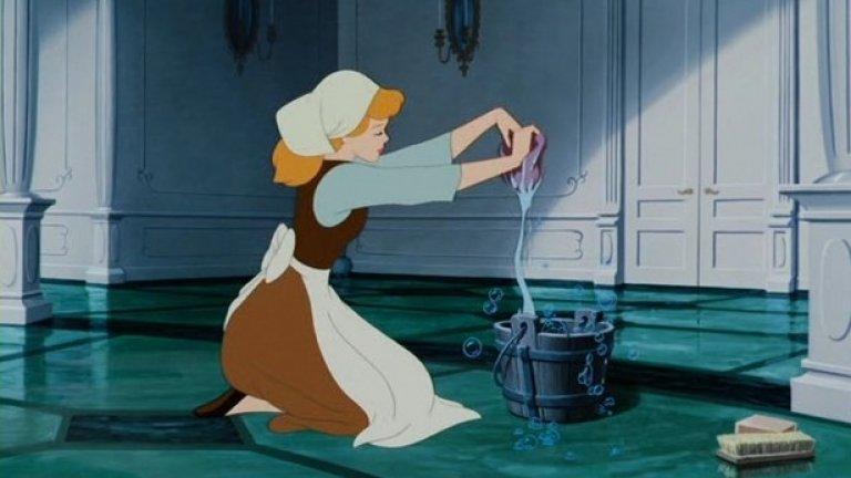 """""""Пепеляшка"""" от 1950 г. е една от класическите анимации на Disney"""