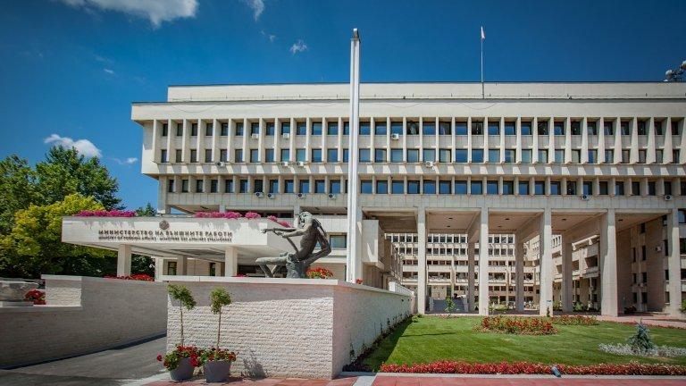 България отговаря на критика на хърватския президент за позицията на София спрямо РМС