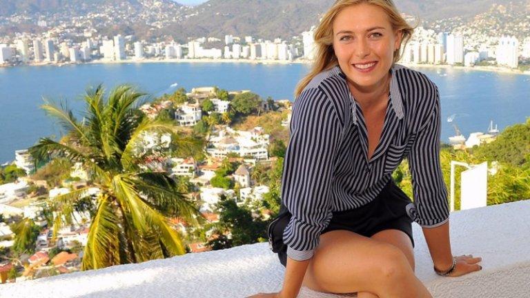 Отслабнала, още по-красива и с огромна бизнес империя: С какво се занимава Мария Шарапова след отказването си от тениса