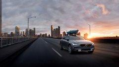 Без клиширани изображения на извънградски терени и офроуд възможности, V90 Cross Country е перфектният автомобил за бягство от натовареното ежедневие, който дава възможност на собствениците си да намерят идеалния баланс между работата и свободното време.