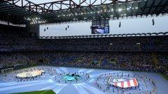 Великолепно шоу даде началото на финала в Шампионската лига