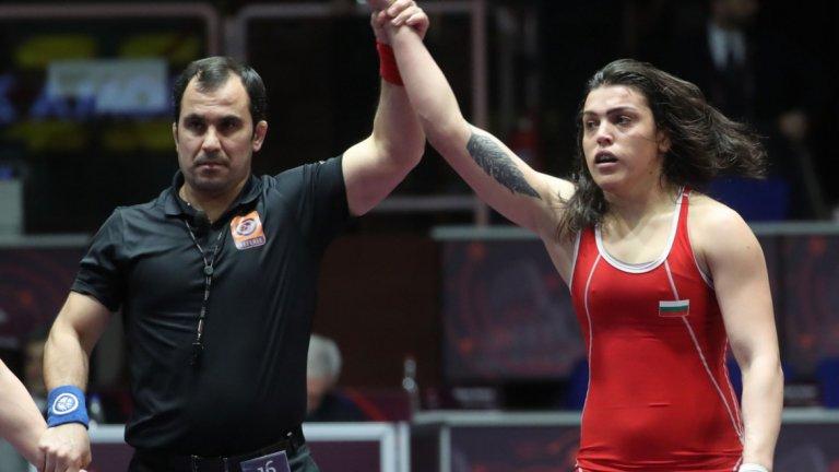 Мими Христова спечели трета титла за България в Рим