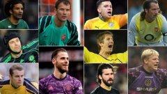 Топ 10 на вратарите в историята на Премиършип