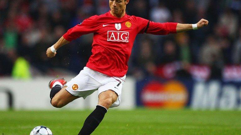 11 години от един от най-фантастичните голове на Роналдо (ВИДЕО)