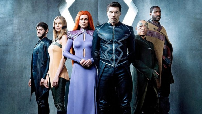 Marvel's Inhumans (ABC)  От изненадата минаваме на разочарованието. Inhumans е един от малкото неуспешни проекти на Marvel през последните години и бива прекратен след само един сезон. Сериалът започна след грандиозна реклама и премиера на първия епизод в IMAX киносалони, но дори това не доведе до по-голям успех. Сериалът беше просто посредствен.