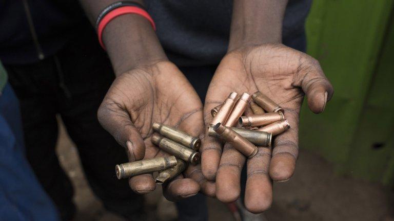 Страховете в страната нарастват на фона на военната кампания в северния регион Тигрей.