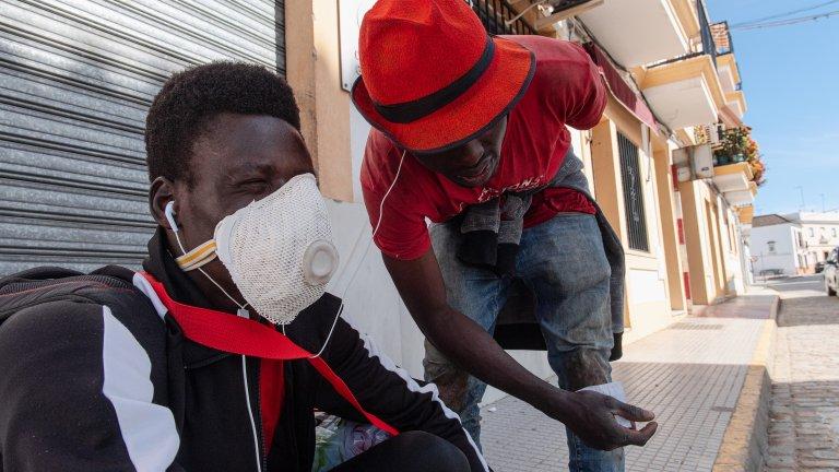 Здравната криза може да засегне леко Черния континент, но друга опасност там е по-сериозна