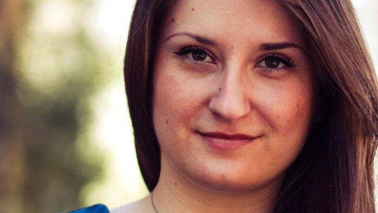 Гергана Панчева и как светът се превежда в поезия