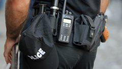 Престрелка при арест на полицаи в София