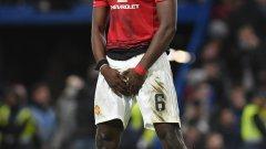 Погба продължава да играе най-добрия си футбол под ръководството на Оле Гунар Солскяер и завърши мача с гол и асистенция