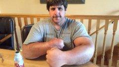 Джеф Дейб от Минесота обикаля Америка и се бори да стане световен шампион