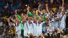 Германия спечели световната титла по футбол след 20-годишно чакане