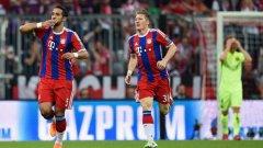 10. Байерн Мюхнен Байерн отново стана шампион на Германия, но това като че ли вече не е достатъчно. Баварците бяха пометени от Барселона на полуфиналите в Шампионската лига, отстъпиха на Дортмунд на полуфиналите за Купата на Германия и със сигурност не оправдаха надеждите, които им се възлагаха.