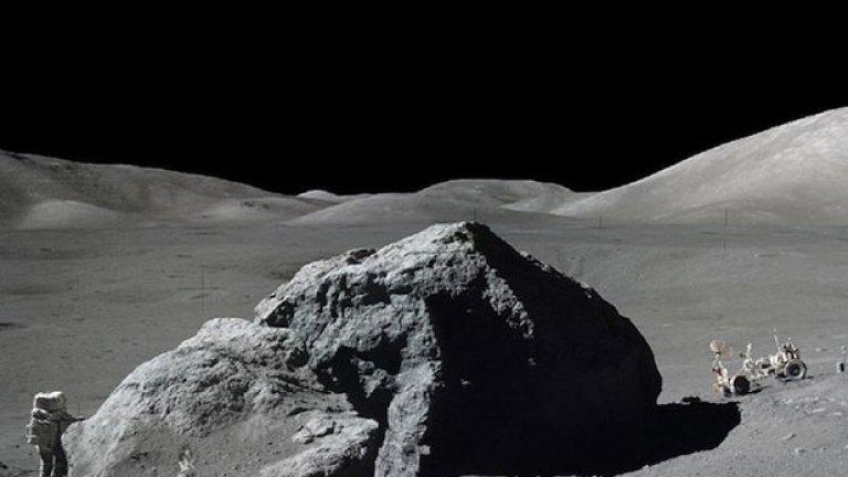 """Може да се установят в лунни пещери  Да, подземното (подлунното) убежище може да се окаже най-добрата опция и руснаците го осъзнават. Цитиран от Reuters, шефът на руската тренировъчна програма за космонавти Сергей Крикальов казва: """"Откритието, че Луната е по-скоро поресто тяло може сериозно да промени подхода ни в основаването на лунни бази. Ако се окаже, че съществуват пещери, които предпазват от рациация и метеоритни дъждове, това може да е още по-интересна дестинация, отколкото сме мислели преди""""."""