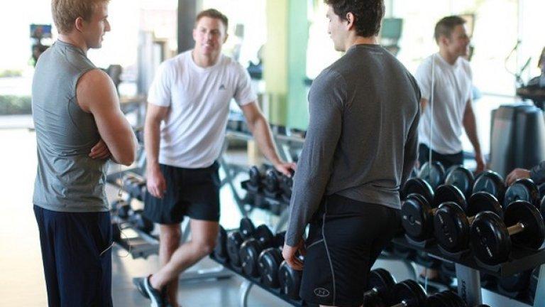 """2. Поставете си цел Бъдете точни. Не си поставяйте цел """"искам да сваля 10 кг"""", по-добрият вариант е """"искам да сваля 10 кг за половин година"""". Бързите резултати никога не са постоянни нито здравословни."""
