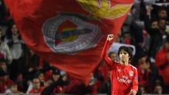 Феликс отбеляза първите си голове в евротурнирите и накара целия футболен свят да говори за него. Слуховете за многомилионен трансфер още това лято ще се засилят