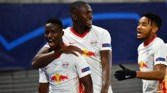 Юнайтед си избра защитник от РБ Лайпциг