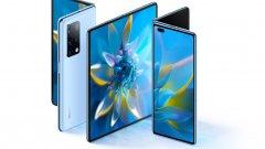 Компанията продължава работата си в насока сгъваеми смартфони