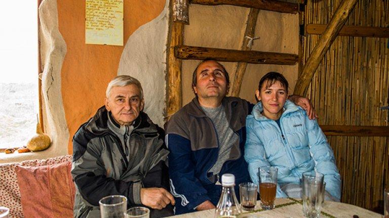 Анастасийците от Васил Левски