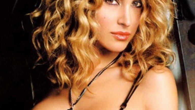 Адриана Волпе За кратко има за гадже и известната телевизионна водеща.