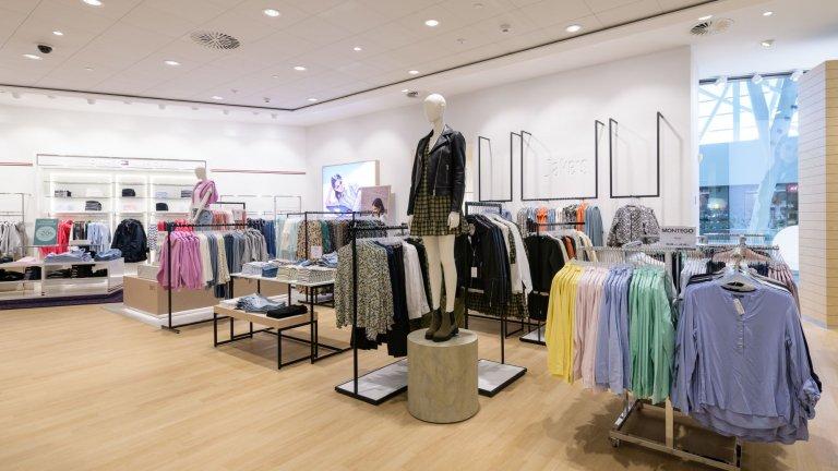 Нов магазин на Peek & Cloppenburg отвори врати в София Ринг Мол