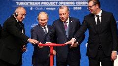 Къде е Украйна в енергийния проект? И зависима ли е Европа от руския газ