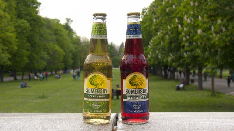 След работа в Борисовата градина - вижте колко много подходящи места има за свежо питие