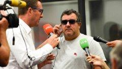 Мино Райола няма право да се доближава до сделки до 9 август