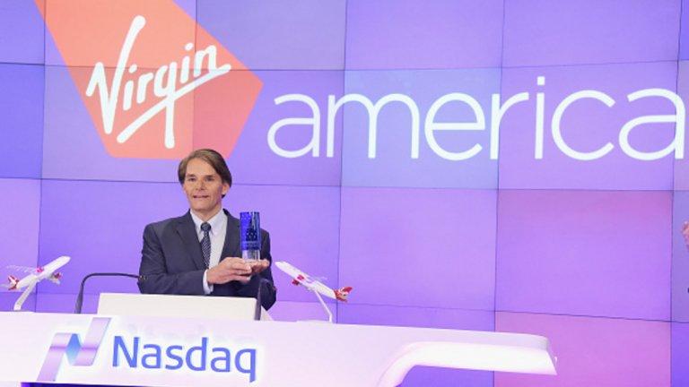 Дейвид Къш  Предишна позиция: Изпълнителен директор на Virgin America  Дългогодишен ръководител на авиокомпания, Къш е още една от кандидатурите, които Uber разглеждаше за поста оперативен директор. Къш ръководи Virgin America в продължение на десетилетие и подготви придобиването й от Alaska Airlines през миналата година. Това, което го прави подходящ за Uber, е неговият опит в ръководството на мащабна транспортна компания.