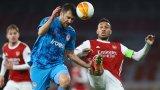 Арсенал загуби реванша, но отмъсти на Олимпиакос