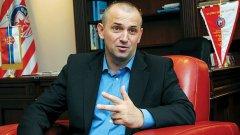 Президентът на Цървена звезда Владан Лукич предложи създаването на Балканска футболна асоциация