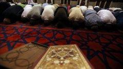 Празникът бележи краят на месеца на пости рамазан