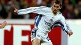 Звездата на Шева изгря като футболист на Динамо Киев.