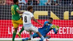 Уругвай си тръгна от Копа Америка с убедителна победа