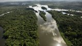 Обезлесяването там се е увеличило с 67 на сто. Болсонаро обаче не признава тези данни и обявява война на еколозите