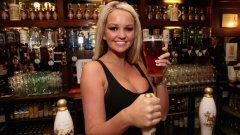 Безалкохолната бира си е направо напитка за шампиони!