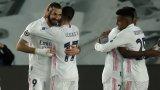 """Реал се събуди, Бензема прати """"кралете"""" на осминафинал"""