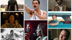"""Какви са изборите им за основните категории на """"Оскарите"""""""