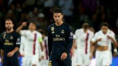 Реал Мадрид изобщо не успя да влезе в мача срещу ПСЖ и впоследствие Зидан не спести критиките си към отбора