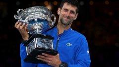 Новак Джокович говори за рволюционни промени в тениса