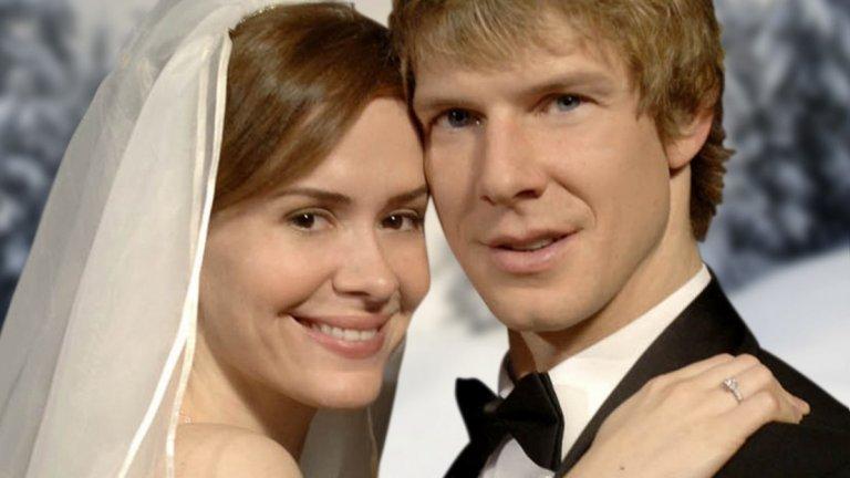 """Звездата от """"Зловеща семейна история"""" също има зад гърба си коледен филм. """"Коледна сватба"""" разказва за двойка, решила да сключи брак на Коледа"""