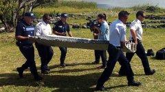 Отломката от Boeing 777, която беше намерена на остров Реюнион, може да промени разследването за изчезналия MH370