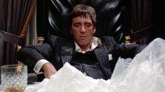 """Тонове от кокаин белязват един от най-хубавите мафиотнски филми на всички времена - """"Белязаният"""""""