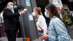 Младежите с положителен тест за COVID или с конкатк със заразен са принудени да останат в хотела